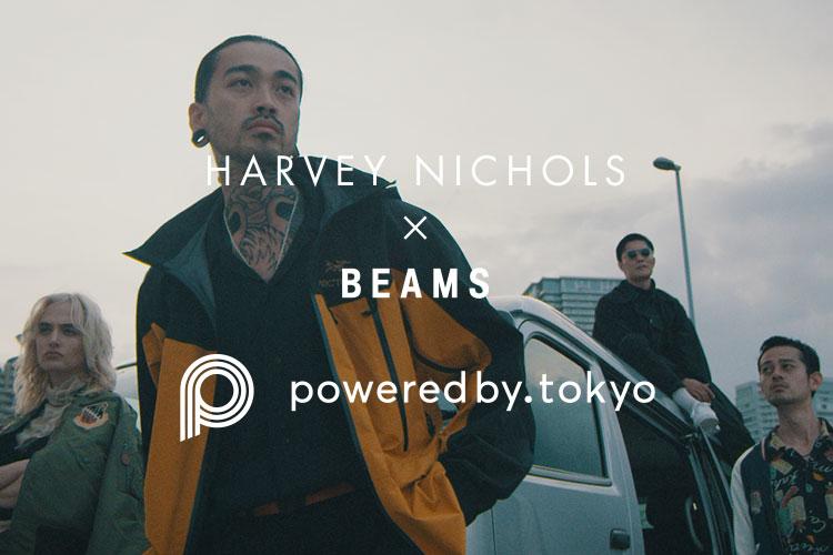BEAMS x HARVEY NICHOLS<br /> COLLABORATION