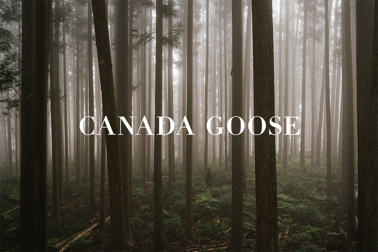 CANADA GOOSE<br /> NOMAD COLLECTION