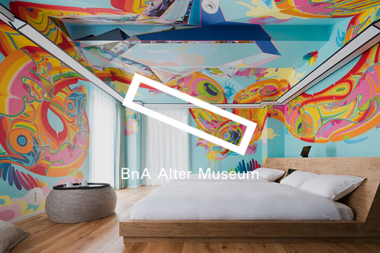BnA ALTER MUSEUM<br /> BOUTIQUE ART HOTEL IN KYOTO