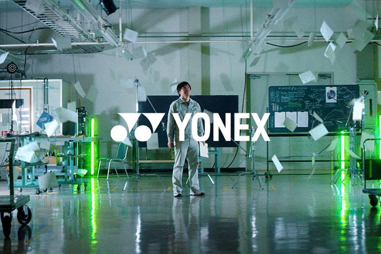 YONEX NEW EZONE GT<br /> GOLF LAUNCH CAMPAIGN