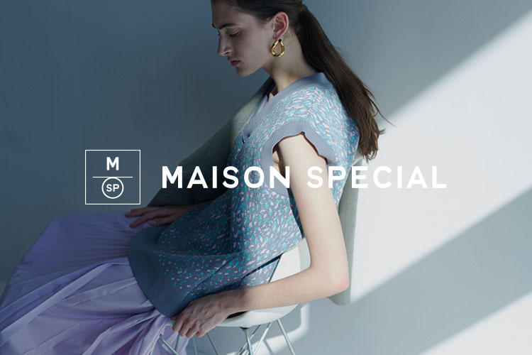 MAISON SPECIAL<br /> BRANDING & WEBSITE