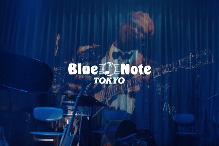 BLUE NOTE TOKYO<br />