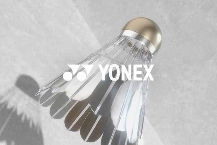 YONEX THE LEGENDS' VISION <br /> WEBSITE REDESIGN
